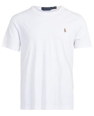 T-Shirt aus Baumwolle mit Rundhalsausschnitt POLO RALPH LAUREN