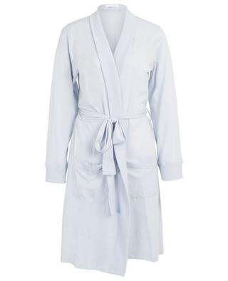 Odiana jersey dressing gown SKIN