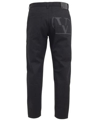 Cropped straight jeans VALENTINO