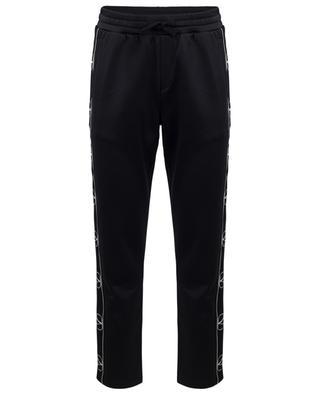 VLOGO cotton blend track trousers VALENTINO