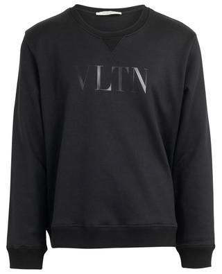 Sweatshirt mit Ton-in-Ton-Print VLTN VALENTINO