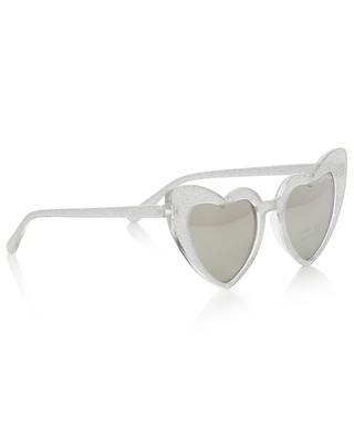 Herzförmige Glitter-Sonnenbrille MONNALISA