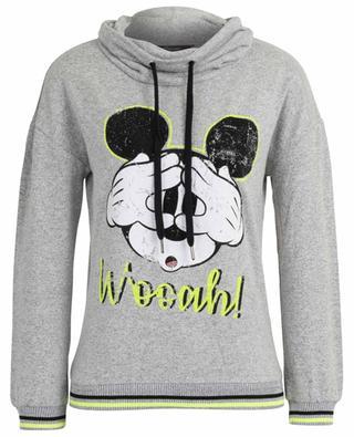 Sweat-shirt décontracté en jersey Mickey Wooah! PRINCESS