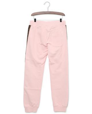 FF cotton track trousers FENDI