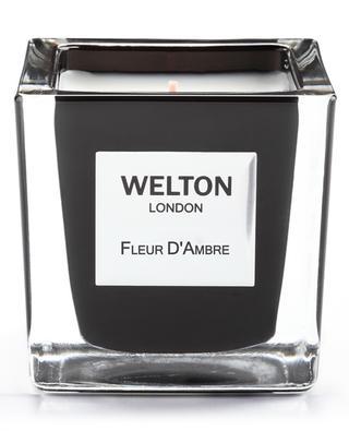 Bougie parfumée Fleur D'Ambre - 170 g WELTON LONDON