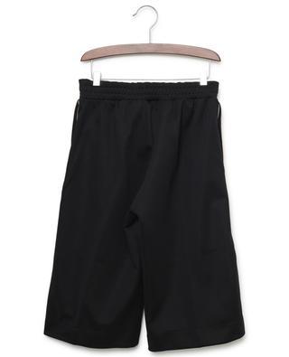 FF cotton blend Bermuda shorts FENDI