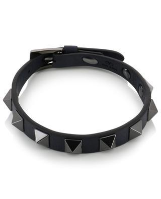 Rockstud studded leather bracelet VALENTINO