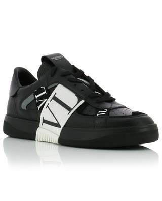 VL7N multi-material sneakers with reflecting details VALENTINO