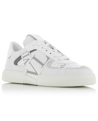 Materialmix-Sneakers mit reflektierenden Details VL7N VALENTINO