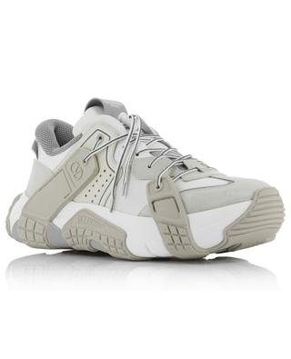 VLTN WOD multi material sneakers with reflective details VALENTINO