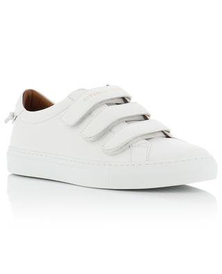 Urban Street leather sneakers with velcro GIVENCHY