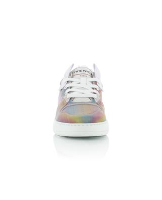 Wing holographic canvas sneakers GIVENCHY