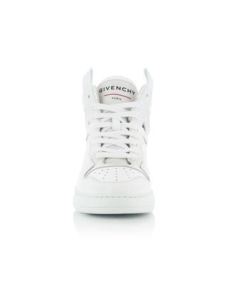 Hohe perforierte Sneakers aus genarbtem Leder Wing GIVENCHY