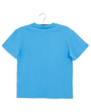 Hello Sunshine printed cotton T-shirt STELLA MCCARTNEY KIDS