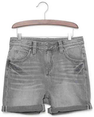 Distressed denim shorts STELLA MCCARTNEY KIDS