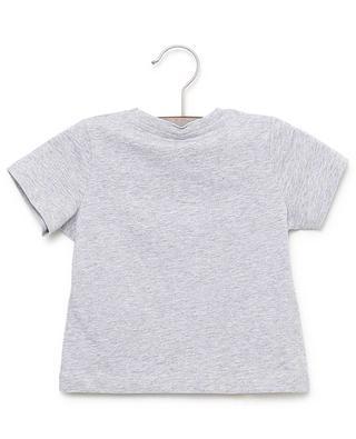 Peekaboo printed cotton T-shirt STELLA MCCARTNEY KIDS