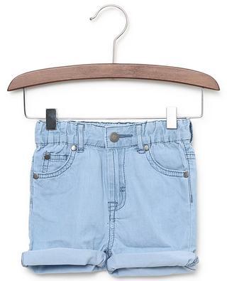Chambray shorts STELLA MCCARTNEY KIDS