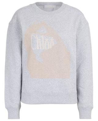 Sweat-shirt décontracté imprimé Femininity CHLOE