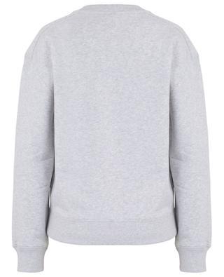 Femininity printed loose sweatshirt CHLOE
