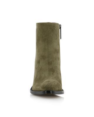 Rylee western spirit suede ankle boots CHLOE