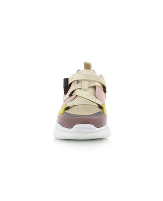 Materialmix-Sneakers im Worker-Look Sonnie CHLOE