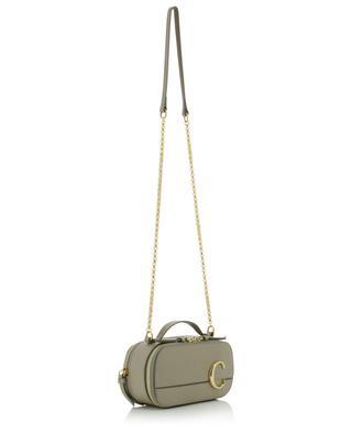 Mini-sac porté épaule en cuir Chloé C Vanity CHLOE