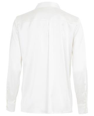 Long-sleeved silk shirt MARC CAIN