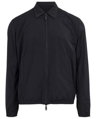Printed rain jacket DSQUARED2