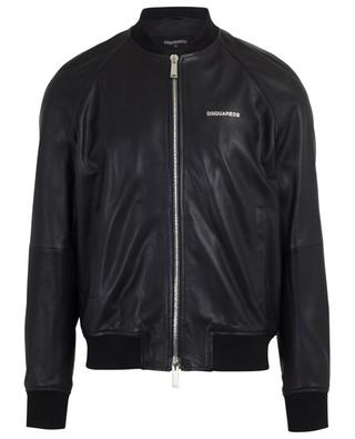 Lambskin bomber jacket DSQUARED2