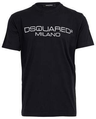 T-shirt en coton Dsquared2 Milano DSQUARED2