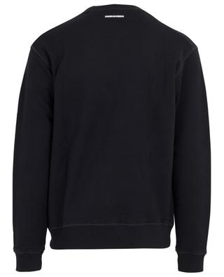 D2 print sweatshirt DSQUARED2