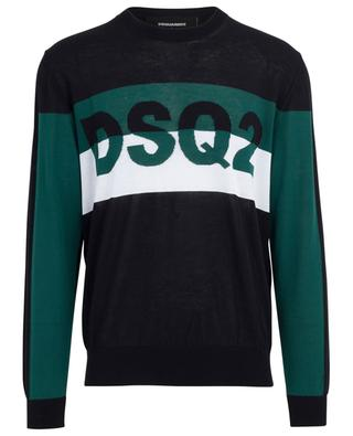 DSQ2 lightweight cotton jumper DSQUARED2