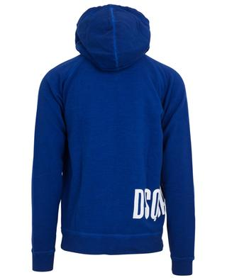 Logo print hoodie DSQUARED2