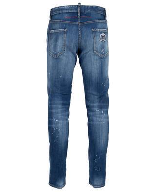 Ausgewaschene Jeans mit Rissen und Flecken Cool Guy DSQUARED2