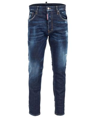 Sexy Mercury distressed jeans with rips and stains DSQUARED2