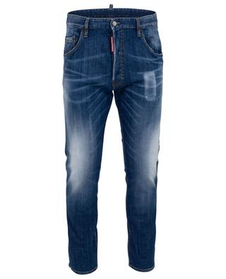 Skater distressed jeans with rips DSQUARED2
