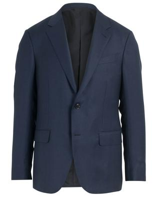 Wool and silk blazer ERMENEGILDO ZEGNA