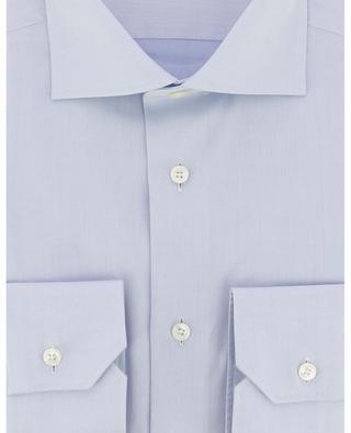 Hemd aus dicker Baumwolle Milano ERMENEGILDO ZEGNA