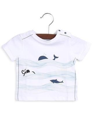 T-shirt imprimé océan Grande Traversée TARTINE ET CHOCOLAT