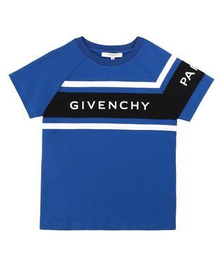 Givenchy logo cotton T-shirt GIVENCHY