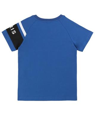 T-Shirt aus Baumwolle mit Logo Givenchy GIVENCHY