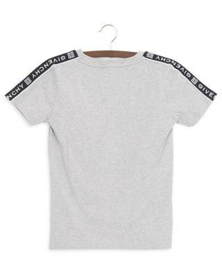 T-Shirt aus Baumwolle mit Logo GIVENCHY