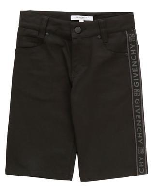 Givenchy logo lightweight Bermuda shorts GIVENCHY