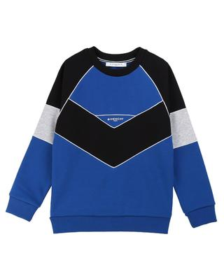 Sweatshirt aus Baumwolle mit Logo Givenchy GIVENCHY