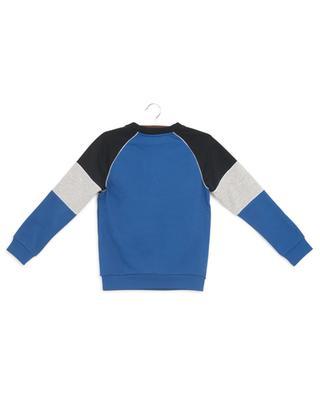 Givenchy logo cotton sweatshirt GIVENCHY