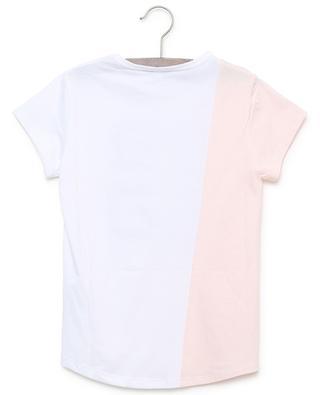 4G logo colour block jersey T-shirt GIVENCHY