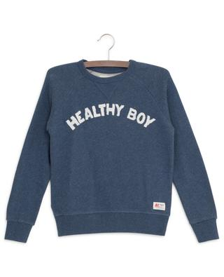 Sweatshirt aus Baumwolle Healthy Boy AO76
