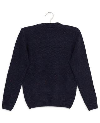 Pull en maille chinée AO76