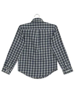 Chemise à carreaux en flanelle Joe AO76