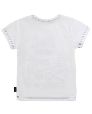 Soda printed cotton jersey T-shirt LITTLE MARC JACOBS